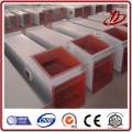 Cement powder transportation air slide