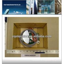 Kone elevador motor freno KM963860G01