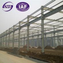 Sehr einfache Installation Stahlgebäude (wsdss407)