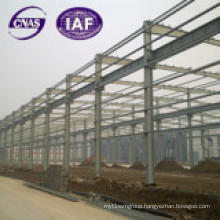 New Well Sold Good Price H Steel Structure Buildings