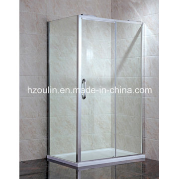 Hinge Shower Room