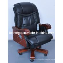 Função de massagem elétrica de alta tecnologia Função cadeira executiva para Boss Foh-1319A