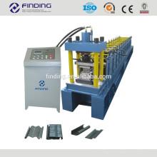 Cadre de porte de Hangzhou automatique roll formant cadre de porte en acier/métal/aluminium machine rendre machine rouleau obturateur porte
