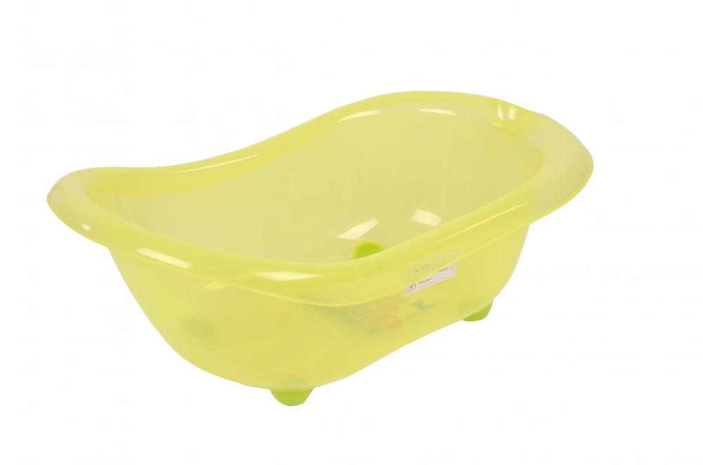 Transparent Plastic Baby Bathtub