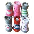 Chaussons chaussettes de coton pour bébés garçons mignons