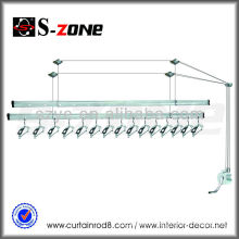 hand control lifting clothes drying and hanging system SZ12-05