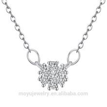 Calidad jewerly pulsera de la bola de la plata esterlina del shamballa, collar, sistema de la joyería del pendiente