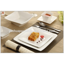 2015 square ceramic dinner porcelain sets