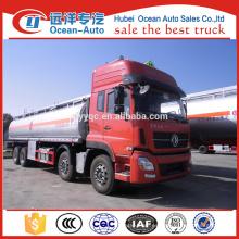 Dongfeng Kinland 32000 Liter Camión de entrega de combustible Camión de transporte de combustible
