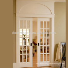 Classical elegance antique french doors sliding pocket drawing room entry door