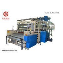 Convenient And Safe Plastic Film Machine