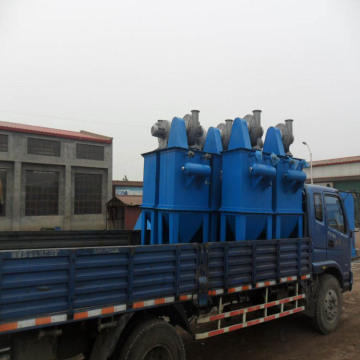 HMC type pulse jet single machine dust collector