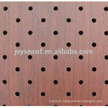 hot sale 3mm/4mm/4.5mm/5mm/6mm mdf peg board with melamine face