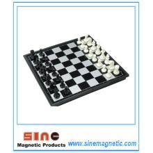 Faltende magnetische Schach Kinder pädagogische Spielwaren