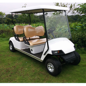 4 seater gasoline golf buggy with competitive prices