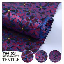 China diferentes tipos de tecido de jacquard tecido brocado bonito
