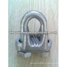 Galvanized Wire Rope Clamps, Rope clamps