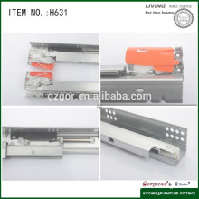 New Type drawer slider and New Design telescopic guide rail