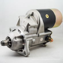 24V 4.5kw 10t Reductor de engranajes para Excavadora Komatsu 228000-7902