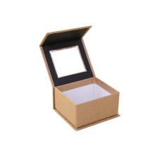 Craft Paper PVC Fensterdekoration Zusammenklappbare Geschenkbox