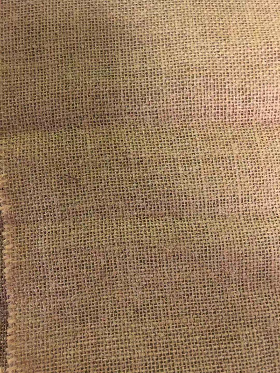 Jute Cushion Fabric