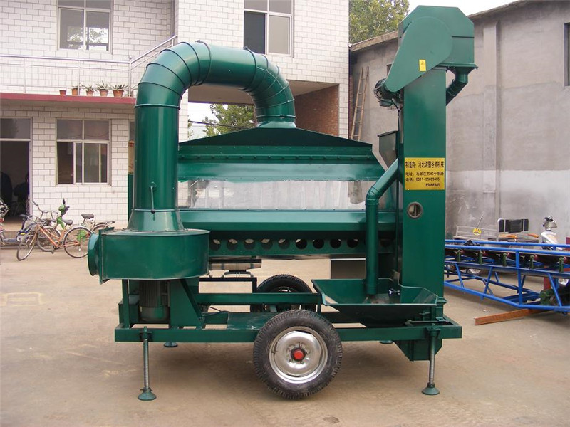 5XZ-5B Suction type gravity separator
