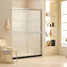 mejor precio de seguridad panel de ducha de vidrio