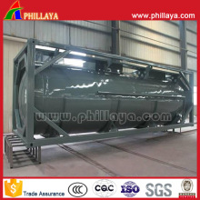20FT 24000L High Strength Carbon Steel LPG Tank Container
