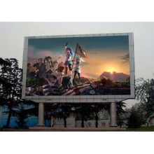 Good Quality for Led Ad Player Outdoor Full Color LED Billboard export to Poland Factories