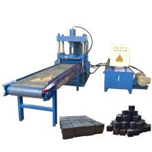 Hydraulic type charcoal making machine Shisha Hookah tablet cube briquette machine