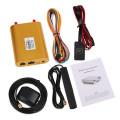Traqueur automatique de GPS de moto d'alarme de SOS de 3G WCDMA