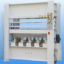 Laminieren von hydraulischen Heißpressmaschinen mit 3 Schichten