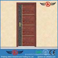JK-PU9401 Latest design wooden single doors design