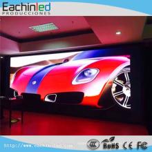 Super Slim Fixed TV LED-Bildschirm Indoor LED Wall P2.5
