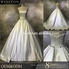 Nuevo vestido de boda hermoso de Pekín de la venta al por mayor del producto de la llegada