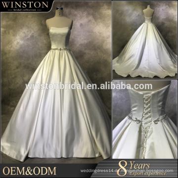 Neue Ankunftsproduktgroßverkauf schöne Art und Weise peking Hochzeitskleid