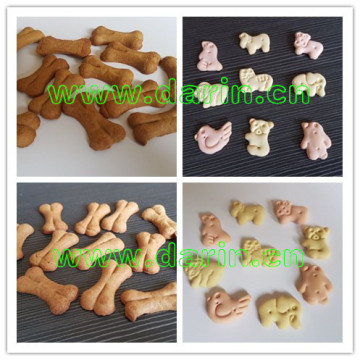 Easy operation pet food biscuit making machine