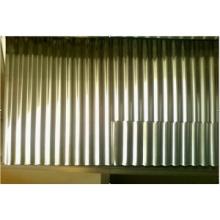 Chapa de aluminio corrugado para la arquitectura y el techado y la ingeniería Buena calidad