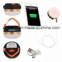 Перезаряжаемый R5 светодиодный Магнитный Портативный Путешествовать пешком Отдых на природе палатка фонарь Свет USB-лампа