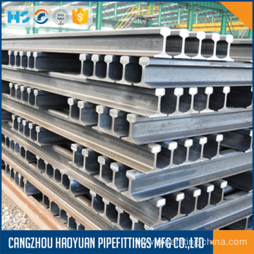 Hot sale for Crane Steel Train Rails Chinese Standard Steel Crane Rail QU100 QU120 U71Mn supply to Saudi Arabia Importers