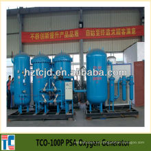 Taller de Producción de Oxígeno de Productos Químicos