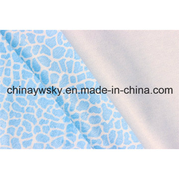 New Design Warp Knitting Short Plush Fabric