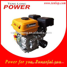 China OHV Gasoline Engine 6.5hp, Petrol Motor with Reducer