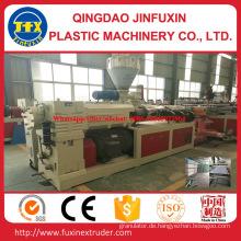 PVC-Bau-Krusten-Schaum-Brett, das Maschine herstellt