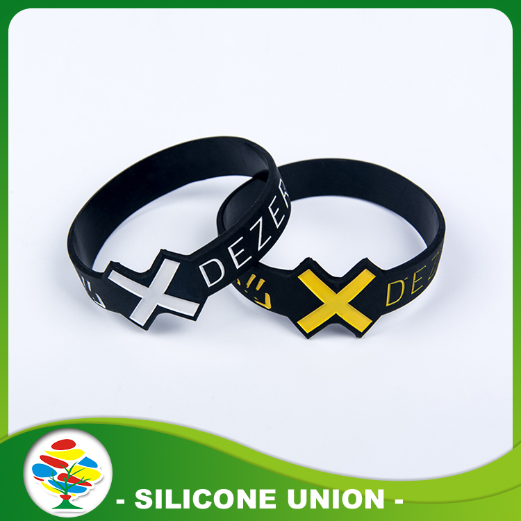 Cheap Custom Silicone Bracelet