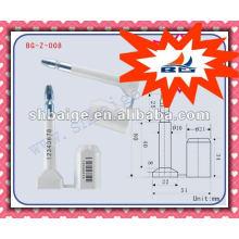 sello de alta seguridad BG-Z-008, sello de bloqueo de contenedores de alta seguridad, sellos de seguridad del remolque