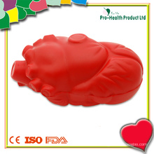 PU Foam Heart Anti-stress Ball For Sale