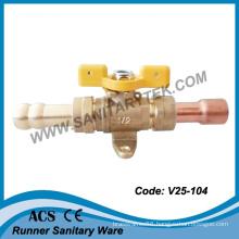 Brass Ball Valve for Gas (V25-104)