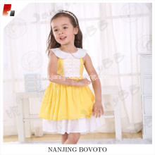 boutique remake yellow easter dress for girls