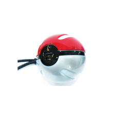 Nueva llegada 8000mAh Poke-Ball Pokemon Power Bank